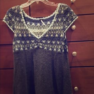 Free people dress size medium , pre-owned